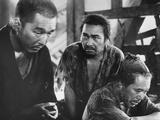 Rashomon  from Left: Minoru Chiaki  Kichijiro Ueda  Takeshi Shimura  1950