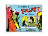 Faust  (Aka  Faust - Eine Deutsche Volkssage  Aka Faust: a German Folk Legend)  1926
