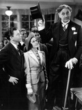 Hod That Co-Ed  from Left: George Murphy  Marjorie Weaver  John Barrymore  1938