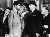 His Girl Friday  Rosalind Russell  Cary Grant  Billy Gilbert  Clarence Kolb  Gene Lockhart  1940