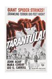 Tarantula  Bottom from Left: John Agar  Mara Corday  1955