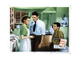 Gentleman's Agreement  from Left  Dorothy Mcguire  Gregory Peck  John Garfield  1947