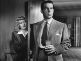 Double Indemnity  from Left: Barbara Stanwyck  Fred Macmurray  1944
