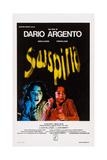 Suspiria  Italian Poster Art  Jessica Harper  1977