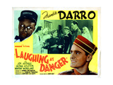 Laughing at Danger  Left and Right  Mantan Moreland  Frankie Darro  1940