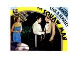The Squaw Man  from Left  Eleanor Boardman  Warner Baxter  Paul Cavanagh  1931