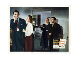 Gentleman's Agreement  from Left  Gregory Peck  Dorothy Mcguire  Celeste Holm  John Garfield  1947