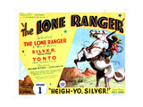 The Lone Ranger  Lee Powell  1938
