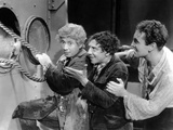 A Night at the Opera  from Left: Harpo Marx  Chico Marx  Allan Jones  1935