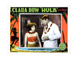 Hula  from Left: Clara Bow  Clive Brook  1927