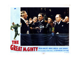 The Great Mcginty  from Left  Allyn Joslyn  Brian Donlevy  Muriel Angelus  William Demarest  1940
