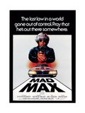 Mad Max  Mel Gibson  1979