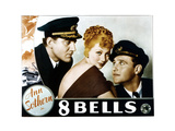 Eight Bells  (AKA 8 Bells)  from Left  John Buckler  Ann Sothern  Ralph Bellamy  1935