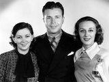 Thanks a Million  from Left: Patsy Kelly  Dick Powell  Ann Dvorak  1935