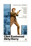 Dirty Harry  Clint Eastwood  1971