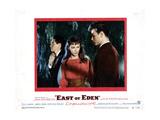 East of Eden  from Left  James Dean  Julie Harris  Richard Davalos  1955