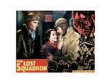 The Lost Squadron  from Left  Joel Mccrea  Mary Astor  Richard Dix  1932