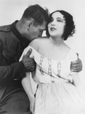 What Price Glory  from Left: Victor Mclaglen  Dolores Del Rio  1926