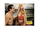 Song of the Islands  from Right   Betty Grable  Victor Mature  1942