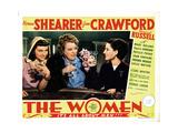 The Women  from Left  Paulette Goddard  Mary Boland  Norma Shearer  1939