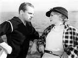 Here Comes the Navy  from Left: James Cagney  Gloria Stuart  1934