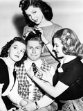 Love Finds Andy Hardy  Judy Garland  Ann Rutherford  Mickey Rooney  Lana Turner  1938