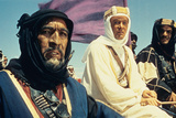 Lawrence of Arabia  (From Left): Anthony Quinn  Peter O'Toole  Omar Sharif  1962