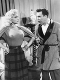 The Girl Can't Help It  from Left: Jayne Mansfield  Edmond O'Brien  1956