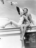 Thrill of a Lifetime  from Left: Betty Grable  Buster Crabbe  1937