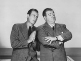 The Time of their Lives  from Left: Bud Abbott  Lou Costello  1946