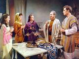 Ben-Hur  Cathy O'Donnell  Haya Harareet  Martha Scott  Sam Jaffe  Charlton Heston  1959