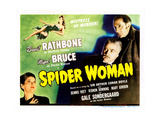Spider Woman  (AKA Sherlock Holmes and the Spider Woman)  1944