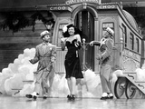 Sun Valley Serenade  Nicholas Brothers  Dorothy Dandridge  1941  'Chatanooga Choo Choo'
