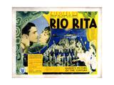 Rio Rita  from Left  John Boles  Bebe Daniels  1929