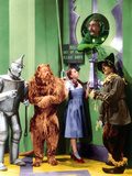 The Wizard of Oz  Jack Haley  Bert Lahr  Judy Garland  Frank Morgan  Ray Bolger  1939