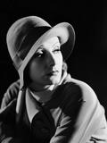 Inspiration  Greta Garbo  Portrait by Clarence Sinclair Bull  1931
