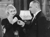 Three Faces East  from Left: Constance Bennett  Erich Von Stroheim  1930