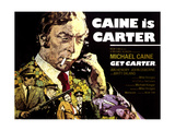 Get Carter  British Poster  Michael Caine  1971
