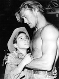 The Rifleman  from Left: Johnny Crawford  Chuck Connors  1958-1963