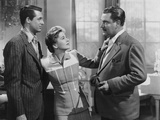 Suspicion  from Left: Cary Grant  Joan Fontaine  Nigel Bruce  1941