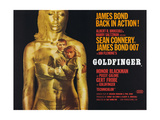 Goldfinger  Sean Connery  Honor Blackman  1964