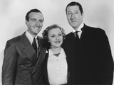 Thank You  Jeeves!  from Left: David Niven  Virginia Field  Arthur Treacher  1936
