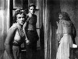 A Streetcar Named Desire  Kim Hunter  Marlon Brando  Vivien Leigh  1951