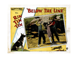 Below the Line  Rin Tin Tin  June Marlowe  (Center)  1925