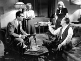 Double Indemnity  Fred Macmurray  Jean Heather  Barbara Stanwyck  Tom Powers  1944