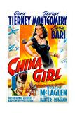 China Girl  Gene Tierney  George Montgomery  1942