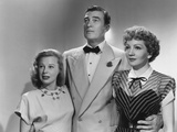 The Secret Heart  from Left: June Allyson  Walter Pidgeon  Claudette Colbert  1946