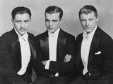 Beau Geste  from Left: Ronald Colman  Neil Hamilton  Ralph Forbes  1926