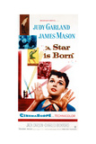 A Star Is Born  Judy Garland on Poster Art  1954