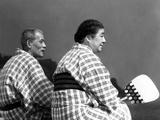 Tokyo Story  (AKA Tokyo Monogatari)  from Left: Chishu Ryu  Chieko Higashiyama  1953
